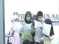 Islamic School of Momin Dallas - Kids Presenting Anasheed in Milad Program - English