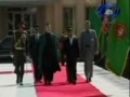 Red Carpet Welcome for President Ahmadinejad in Afghanistan 3-10-2010 - English