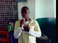 Shias of Ghana - Imaamu husain -by brother abdul salam - Hawsa