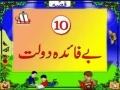 Qurani Kisai - 10 Be Faida Dolat - Urdu
