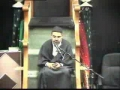 Ramadan 2006 - Tafseer Surah Hujurat - Day 8 of 8 - Urdu