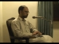 Syed Haider Raza - Character of Ansaar e Imam Mahdi AJF - Part 1 of 2 - Urdu