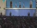 [FULL] Wali Amr Muslimeen on Wiladat of Sayyeda Zainab (s.a) - April 2010 - Farsi