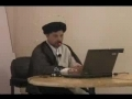Aqaid - Lecture 4 - Reasonings on existing of Allah - Moulana Syed Baqar Zaidi - Urdu