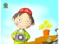 Kids Program -  Song About Taking Pictures and Saving it  - Farsi