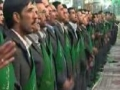 Allegiance to Imam Hussein (AS) - Live from the courtyard of Imam Hussein - Arabic