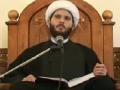 [1] The Oppressed Fatima (s.a) - Sheikh Hamza Sodagar - English