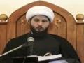 [2] The Oppressed Fatima (s.a) - Sheikh Hamza Sodagar - English
