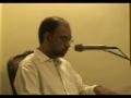 **MUST WATCH SERIES** Mauzuee Tafseer e Quran - Insaan Shanasi - Part 10a - 16-May-10 - Urdu