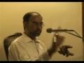 **MUST WATCH SERIES** Mauzuee Tafseer e Quran - Insaan Shanasi - Part 10b - 16-May-10 - Urdu