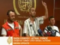 Anger in Turkey over Israeli Raid and Massacre of Flotilla Passengers - 01 June 2010 - English