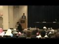 EAC Atlanta 2010 - Introduction by H.I. Syed Hussain Ali Nawab - English