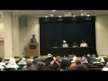 EAC - Panel 1 - Question & Answers - English