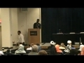 EAC - Panel 1 - Nasheed about Karbala - Ibraheem Shaheed - English