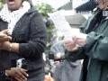 3-Protest Against Israeli Attack - Calgary