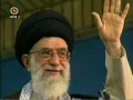 Khamenei to Youths - Youths need to be Active and Wise - Farsi