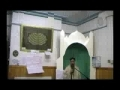 1 Islamic Meditation and importance of Rajab Khotabate Joma 21 Rajab 2010_clip0 - urdu