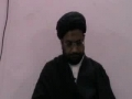 Moulana Taqi agha address majlis of Ayatullah Fazullah - Urdu