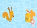 Kids Cartoon - Hide and Seek - English