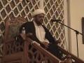 Sheikh Baig - 2 Ramazan 2010 - Shaitaan and how he misguides Mankind - English