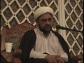 H.I. Maulana Baig - 13 Ramazan 2010 - Shaitaan and how he misguides Mankind - English