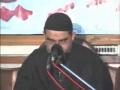 Karbala and Lessons1 - Ali Murtaza Zaidi Muharram 2006 - Urdu