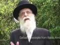 Rabbi Ahron Cohen: Message on Al-Quds Day 2010 - English