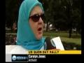Al-Quds Universal Day in Washington - 03 SEP 2010 - English