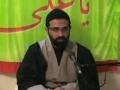 "[24]th Session - Greater Sins ""Arrogance Qibr"" Part3 by Agha HMR - Urdu"