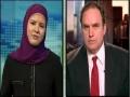 Press TV s Kaneez Fatima talks to James Morris on US Blasphemy - English