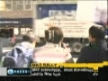 Welcome Ahmadenijad - One Jew Stand against Anti Iranian Protesters - English