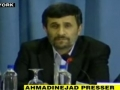 "[FULL] Ahmadinejad""s Press conference in New York Sept 2010 - English"