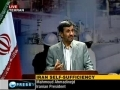 Ahmadinejad hails petrol self-sufficiency - Complete Speech - Oct16-2010 - English