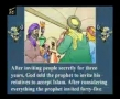 Prophet Muhammed Stories - 5 - Inviting relatives - English