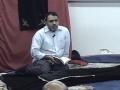 Jaab Yaad Sakina ko Teri Aaati Hay Baba - Salam and Marsia By Arif Bhai - Urdu