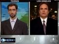 Press TV Hassan Tavakoli talks to James Morris on Bomb Scare Scenario-English