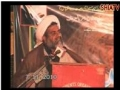 IMP** Speech - H.I. Raja Nasir talks about Shaheed Quaid Arif Hussain Al-Hussaini - Urdu