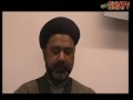 Friday Sermons about Shaitan and sayings of Imam Baqir a.s. - 12 Nov 2010 - English