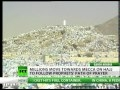 Millions in Mecca for Hajj mounting hill of forgiveness - 15Nov2010 - English