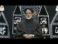 [Majlis 01] Muharram 1432, 2010 - H.I. Syed Mohammad Askari - Atlanta - USA - Urdu