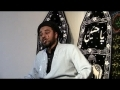 Aza-e-Hussain (as) a way to success - Maulana Zaeem Raza - 1st Majlis - Part 2 - Urdu