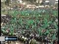 Gazans celebrate Hamas anniversary Tue Dec 14, 2010 10:12PM English