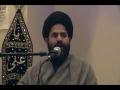 Muharram Majlis 1432 - Maulana Nafees Taqvi - Farsi