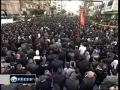 Shia Muslims commemorate Ashura in Lebanon - 16Dec2010 - English
