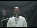 Majlis 1a - Akhlaq e Hasana aur Khulq e Azeem - Agha Haider - Muharrum 1432 - Urdu