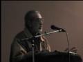 Calgary Azadari:  Ghulam Hussaim Bhai - Urdu