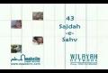 NOOR E AHKAM  45 SAJDA SAHV - Urdu