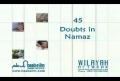 NOOR E AHKAM  47 DOUBTS IN NAMAZ - Urdu