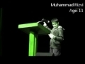 Imam Mehdi poem - By Muhammad Rizvi - English