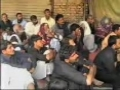 Maulana Syed Irfan haider Naqvi - 10 muhrram 1430 in markazi joloos e azadari kolab jail khairpur sindh Part 2 - Sindhi